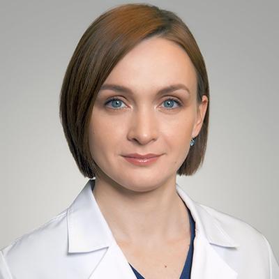 Щербина Анна Андреевна
